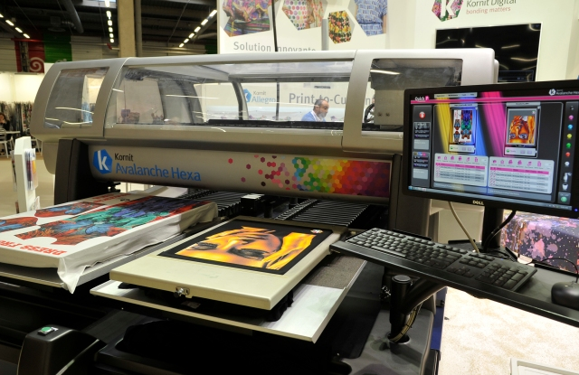 Digital printing at Avanprint.