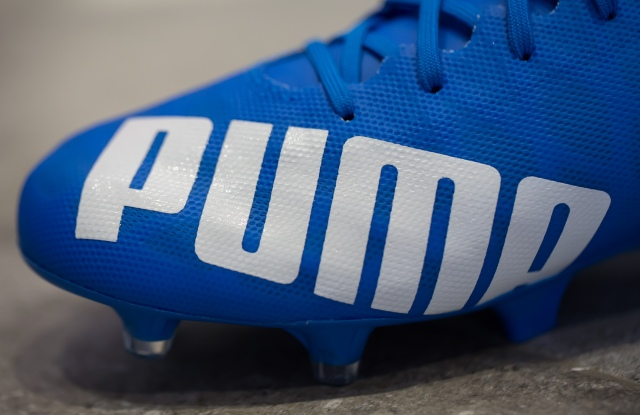 evoSPEED football boot by Puma