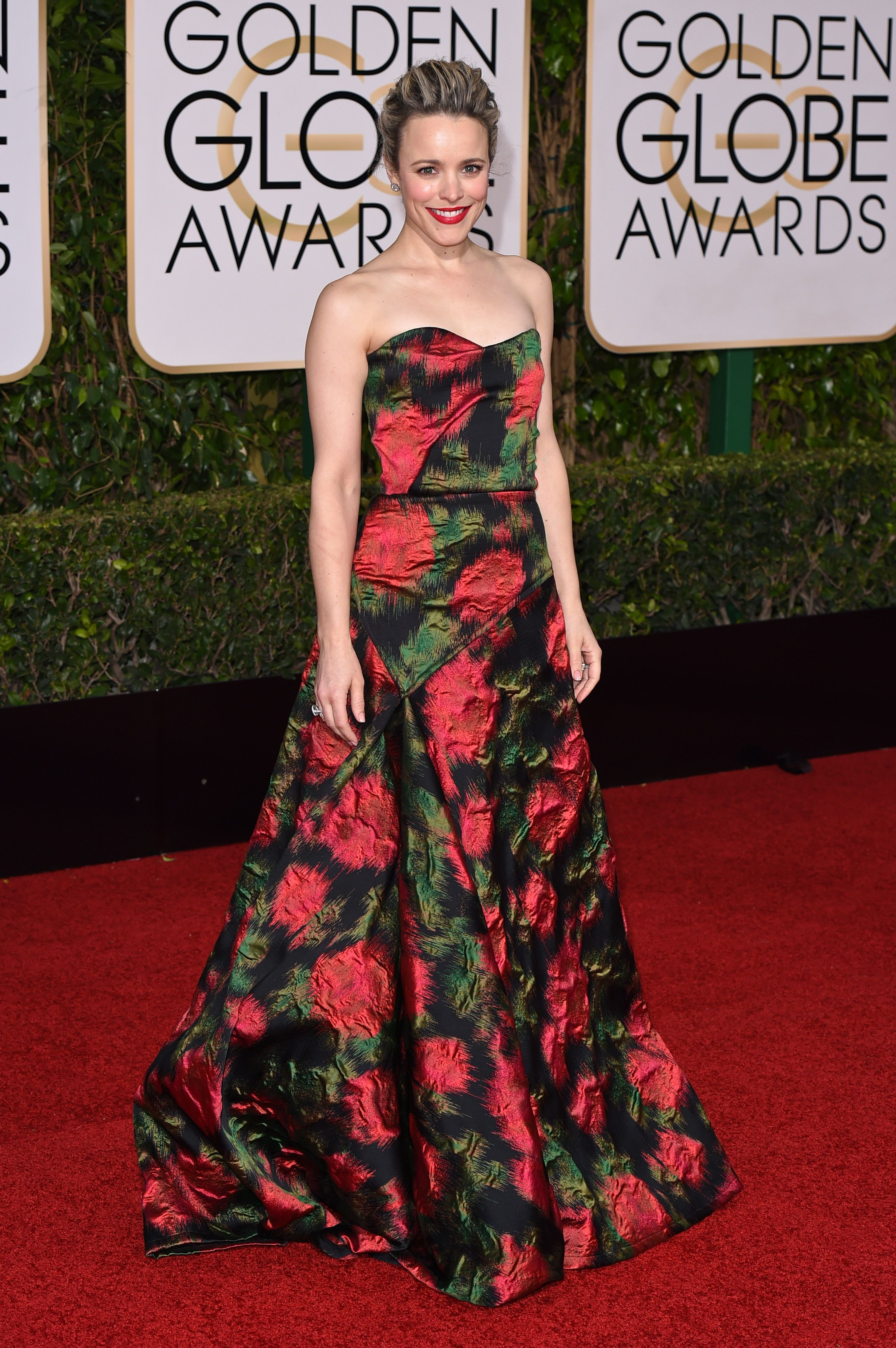 Rachel McAdams Golden Globes 2016