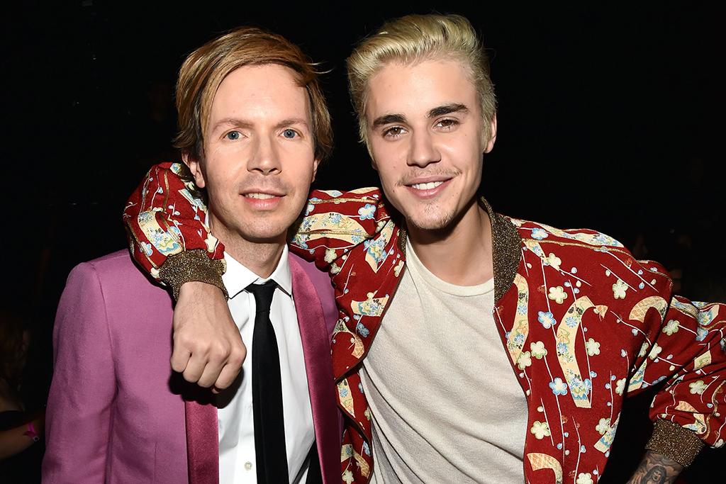 Beck and Justin Bieber
