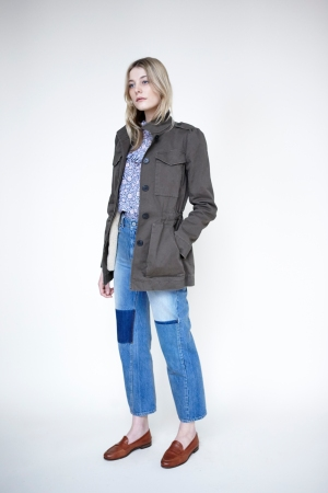 A fall look from the La Vie Rebecca Taylor casual line.