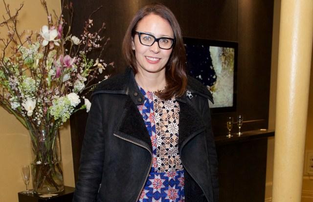 Caroline Rush ShowStudio 2016 Fashion Film Awards