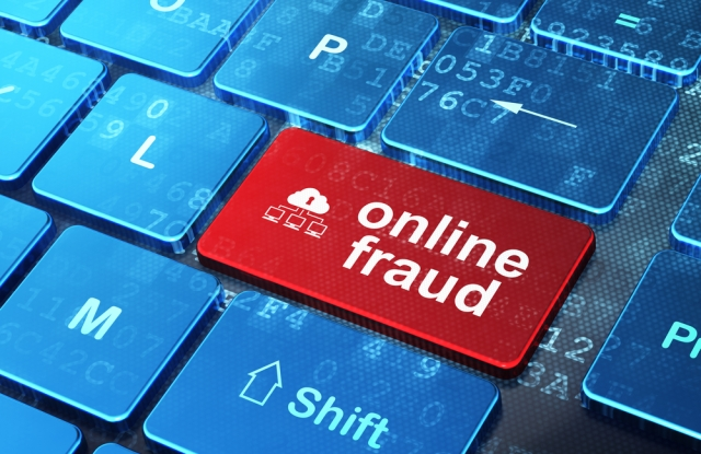 Online fraud continues to grow.