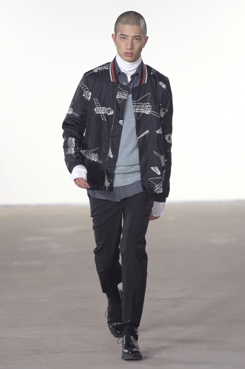 Tim Coppens Men's RTW Fall 2016