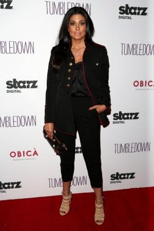Rachel Roy at the 'Tumbledown' film premiere, Los Angeles, America - 01 Feb 2016