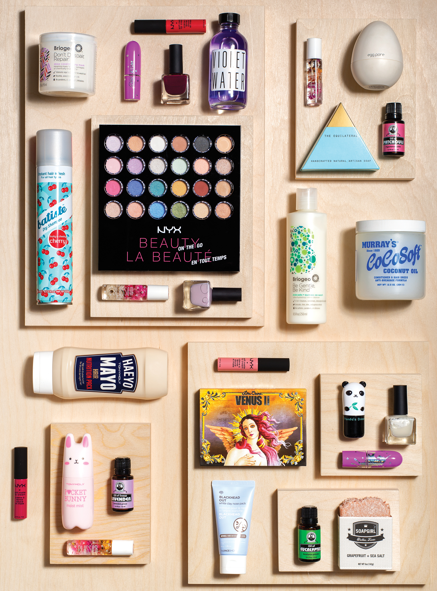 Urban Outfitters beauty products
