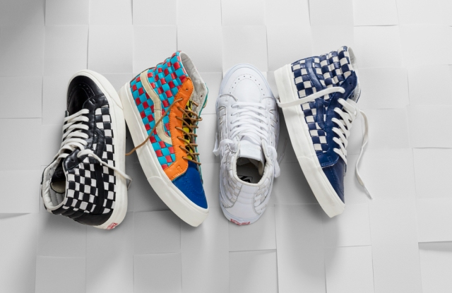 Skate shoes from Vans, one of VF's growth brands.