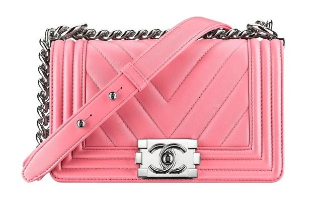 Chanel Handbag Valentine's Day 2016