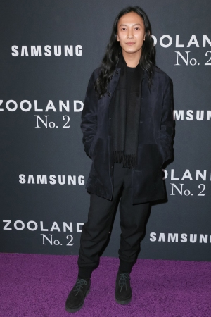 Alexander Wang at 'Zoolander No.2' film premiere, New York, America - 09 Feb 2016