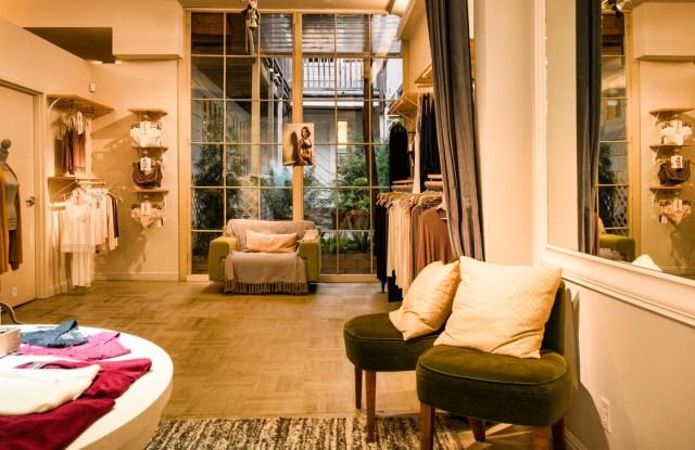 Les Lunes concept store San Francisco