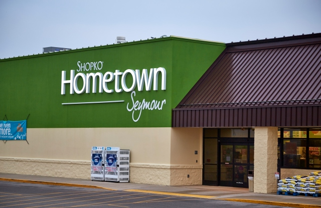 Shopko's Hometown smaller format stores opened in more rural markets.