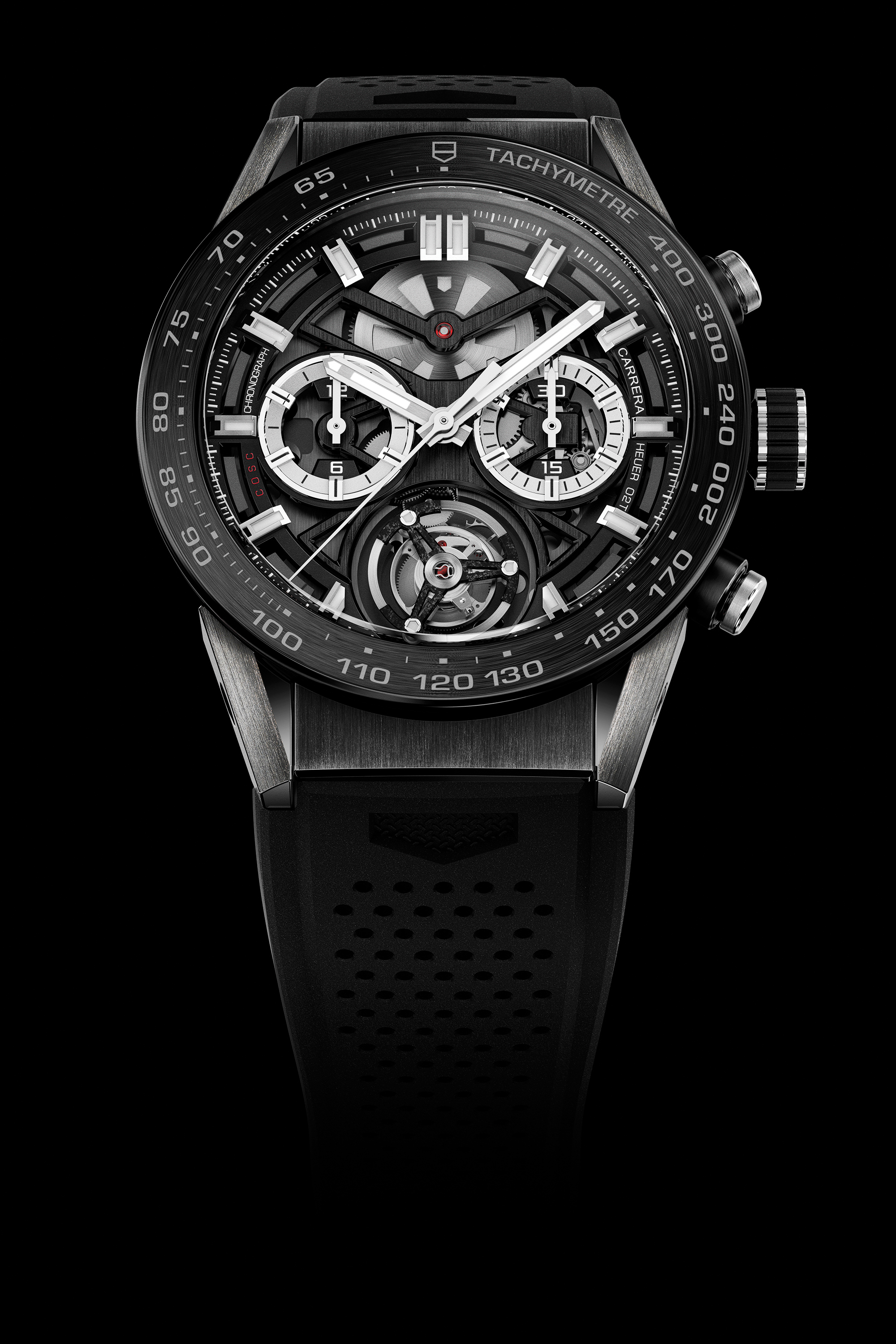Tag Heuer's Connected smartwatch.