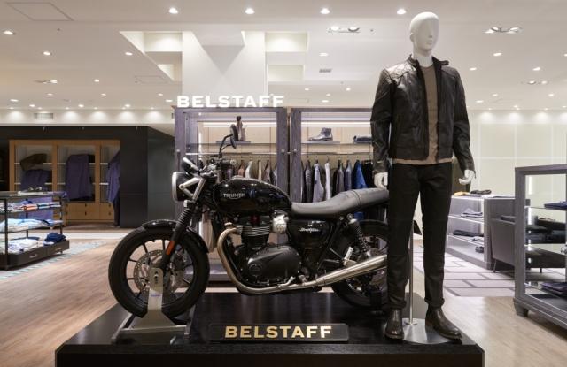 Belstaff Shop Japan