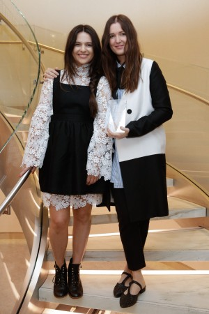 Tessa and Beth Macgraw