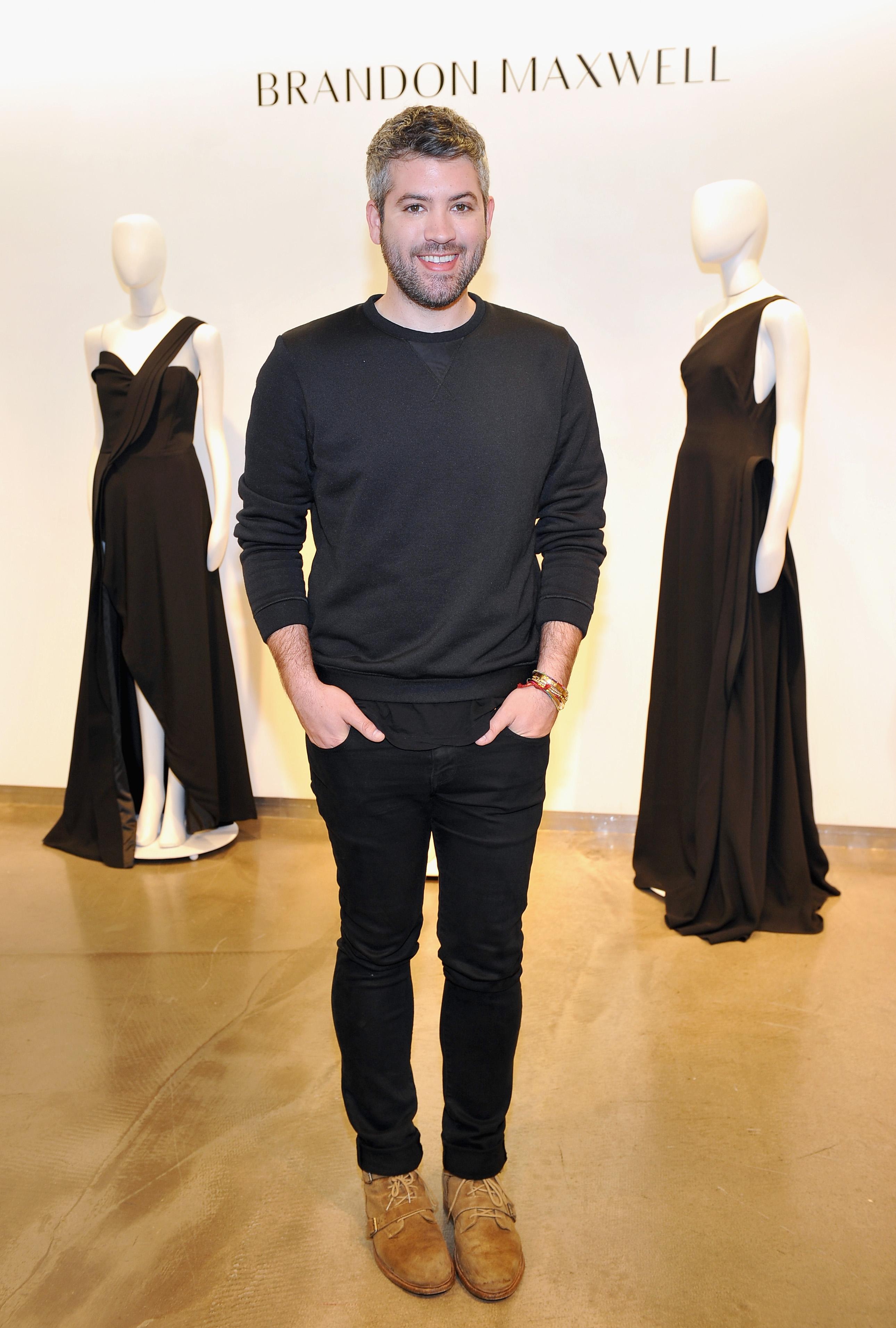 Brandon Maxwell Saks Fifth Avenue