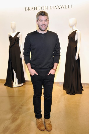 Brandon Maxwell Saks Fifth Avenue