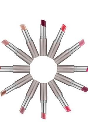 An assortment of Cargo Cosmetics lipsticks.