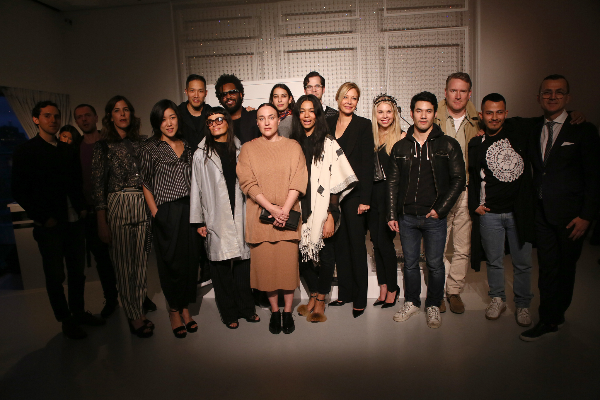 2016 CFDA Fashion Awards Nominee & Honoree Announcement Party