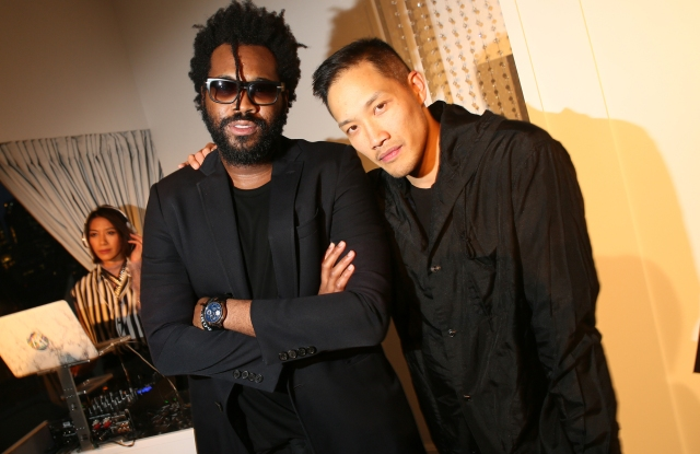 Maxwell Osborne and Dao-Yi Chow 2016 CFDA Fashion Awards Nominee & Honoree Announcement Party