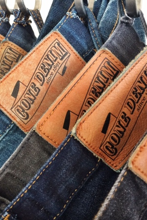 Low cotton prices impact the cost of making jeans.