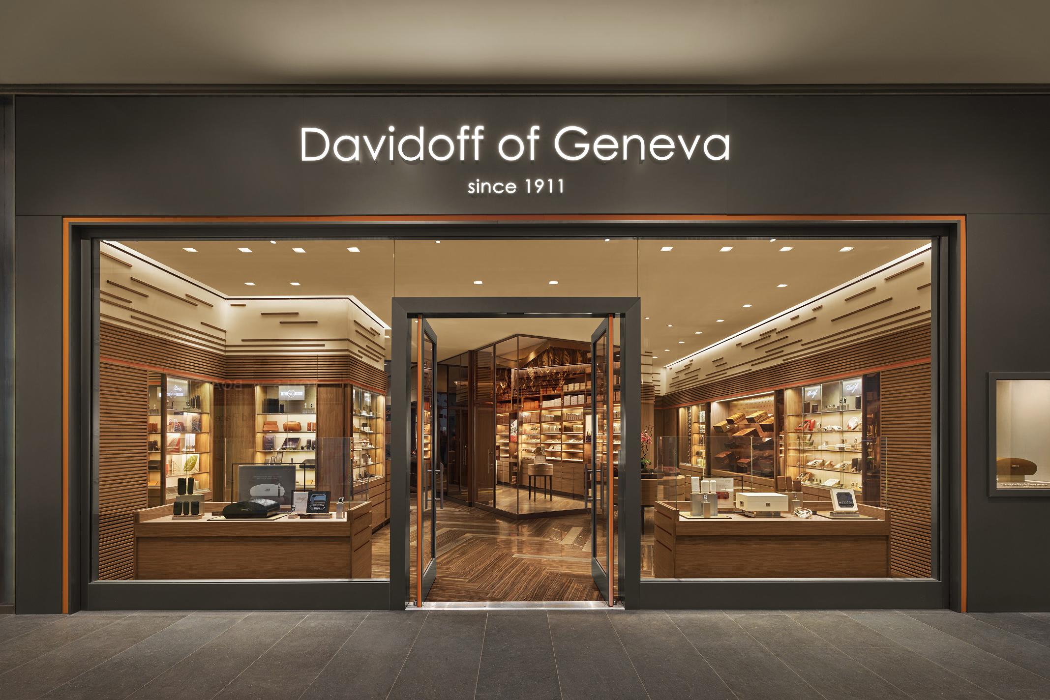 Davidoff of Geneva at Brookfield Place, New York.