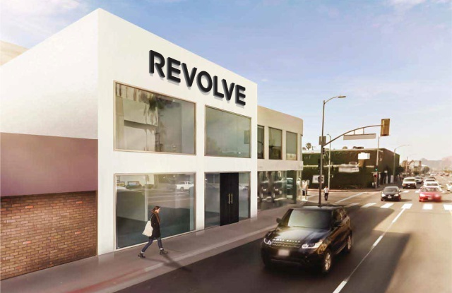 Revolve Social Club rendering