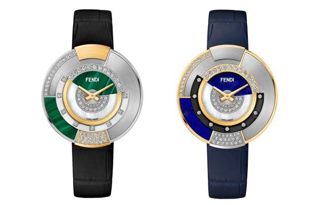 Delfina Delettrez Fendi watch collection