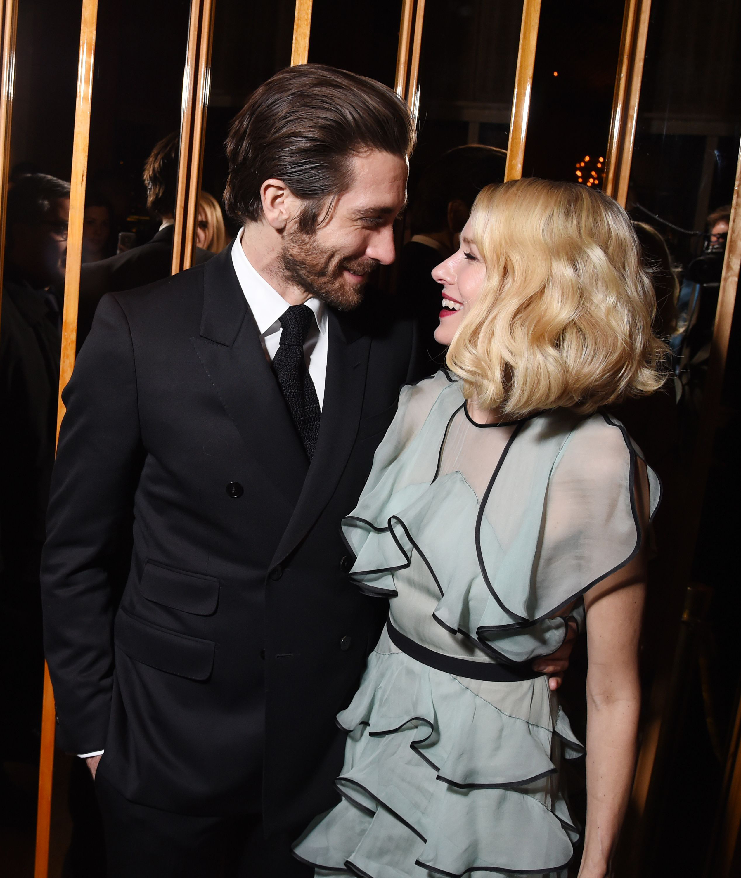 Jake Gyllenhaal and Naomi Watts at 'Demolition' film screening after party