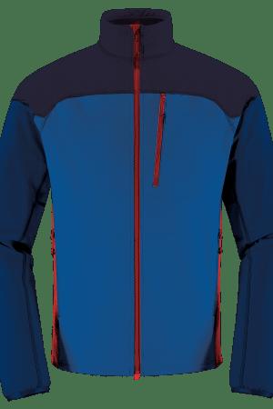 Eddie Bauer's customized Sandstone jacket