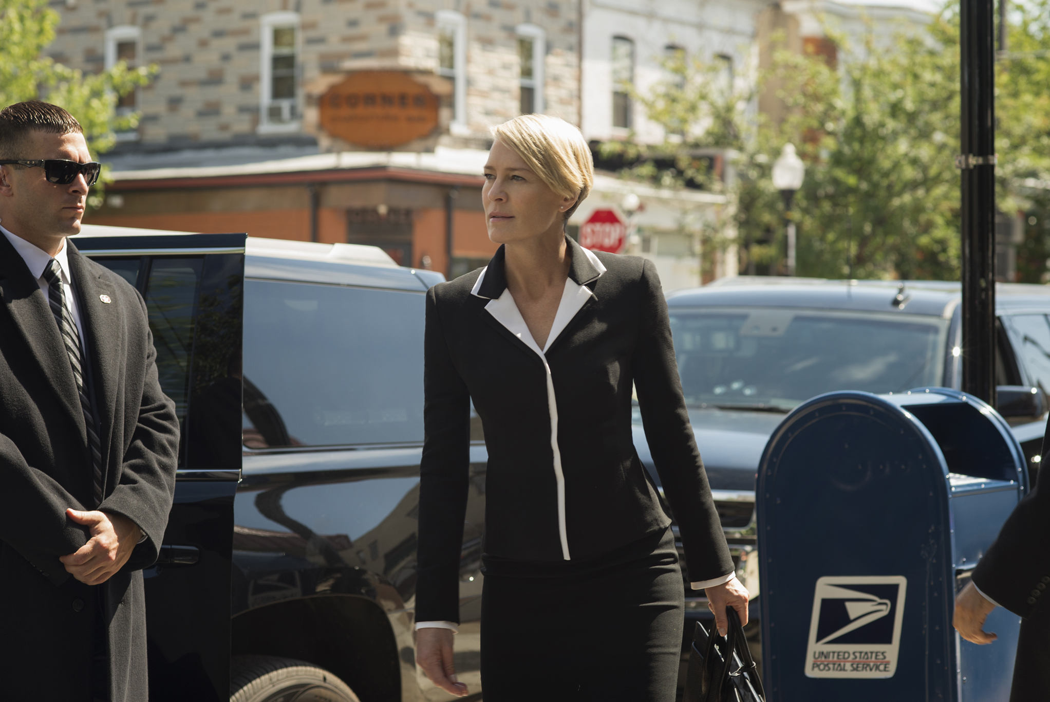"""A still from """"House of Cards."""""""