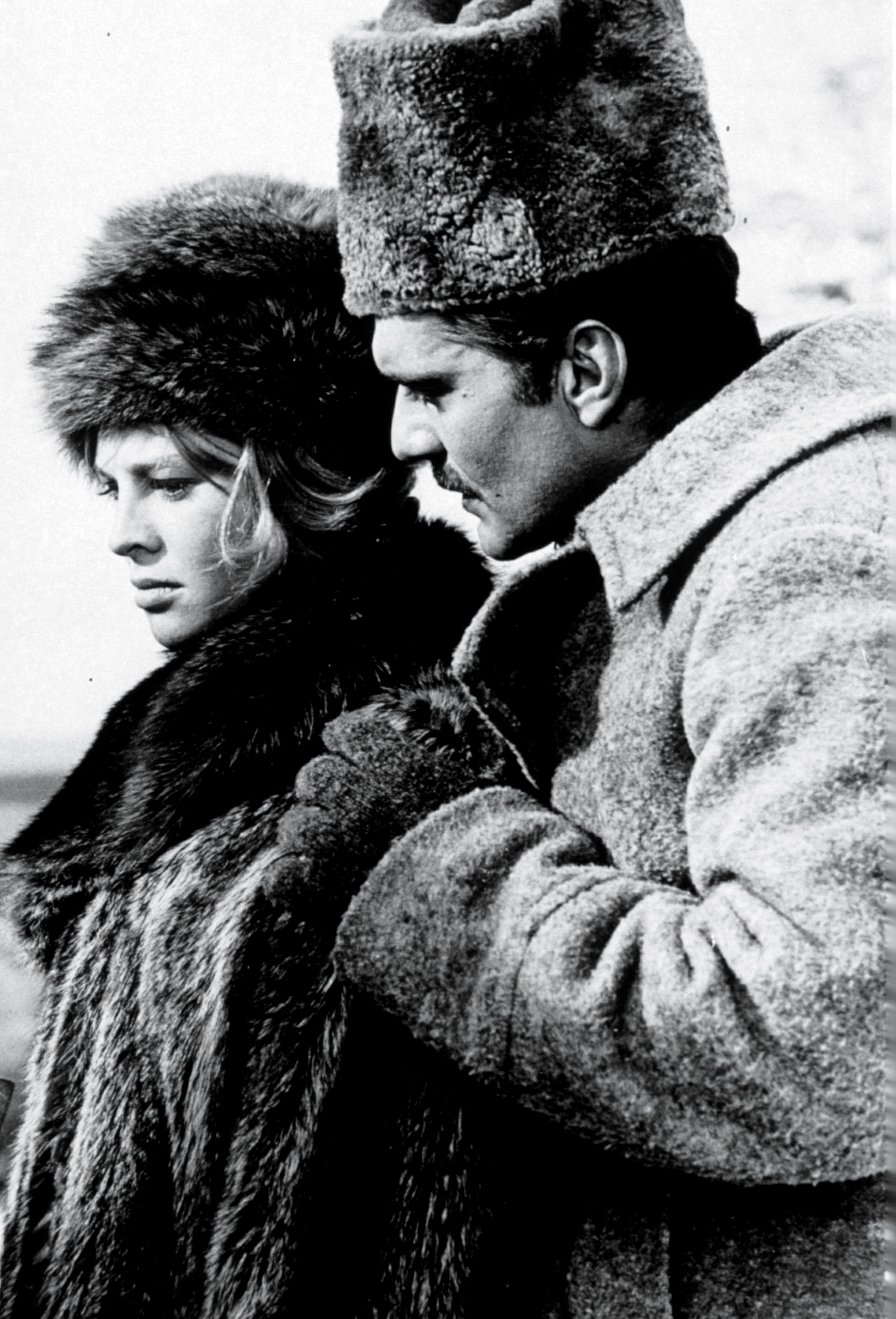 """1965 - """"Doctor Zhivago"""" turned the 1917 Russian Revolution into a fashion statement."""