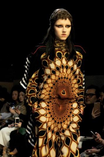 Givenchy rtw fall 2016