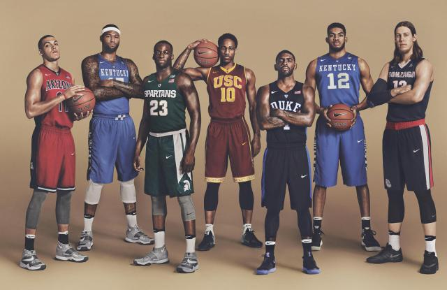 Nike's March Madness Campaign