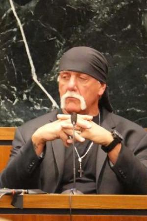 Terry Bollea, aka Hulk Hogan