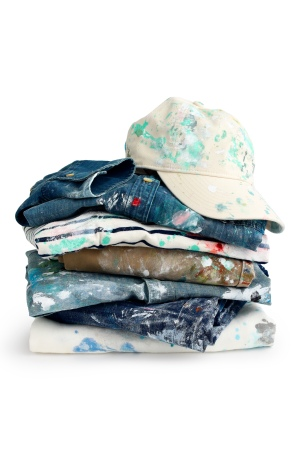 J.Crew x Art Central Painted Stack