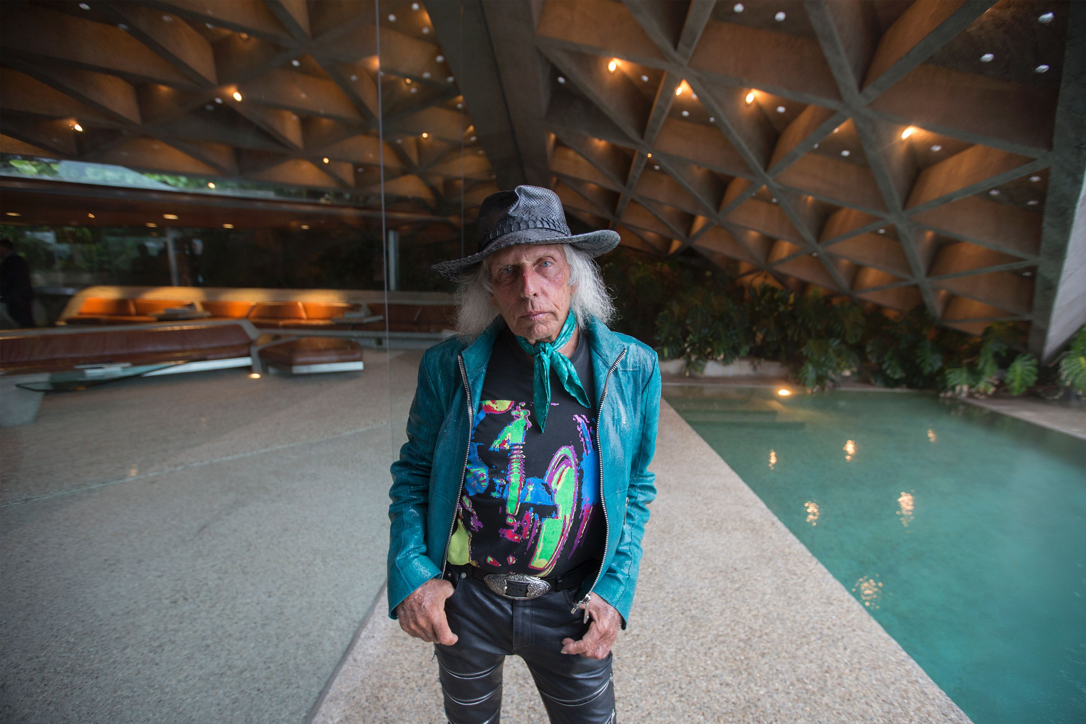 James Goldstein to leave John Lautner House to LACMA