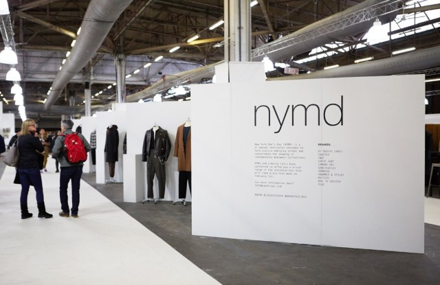 The New York Men's Day installation at Liberty Fairs
