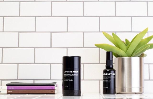 Journeymen deodorant products