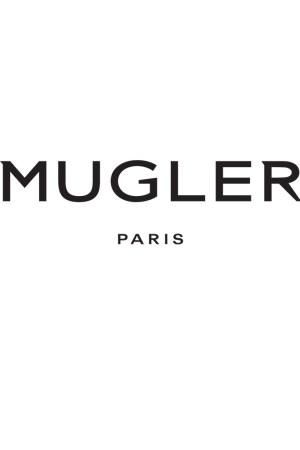 The new Mugler logo