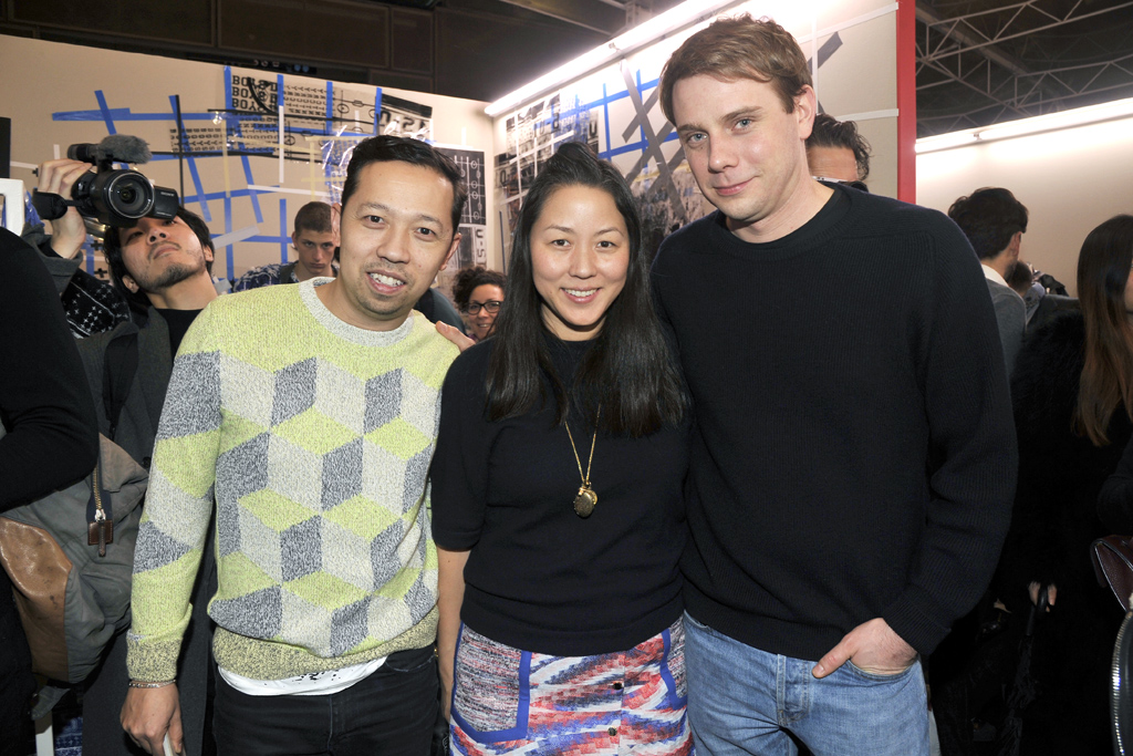 LVMH Prize Cocktail Party 2016 PFW