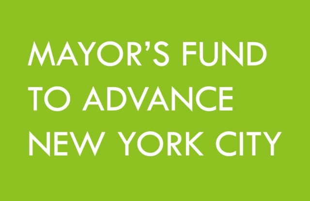 The Mayor's Fund to Advance New York City is a lead agency in the NYC Fashion Forward initiative.