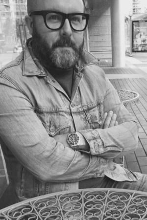 Michael Belgue native creative director