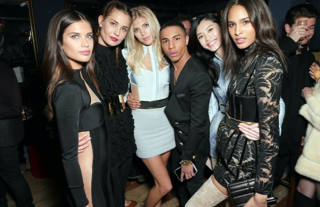 Balmain After Party Paris Fashion Week