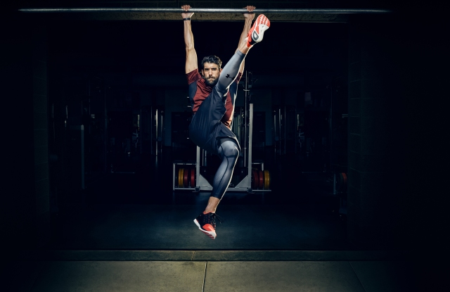 """Michael Phelps featured in Under Armour's """"Rule Yourself"""" campaign"""