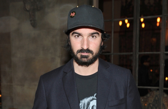 Francesco Ragazzi Saks Fifth Avenue Launch Party for Palm Angels Spring 2016 Collection