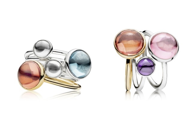 Rings Pandora Spring 2016 collection