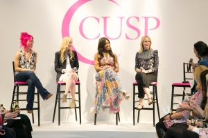 The Cusp event at Neiman Marcus in Chicago.