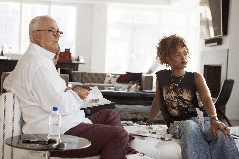 Rihanna x Manolo Blahnik Collection