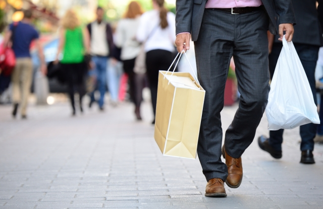 Apparel sales are expected to rise as weather improves.