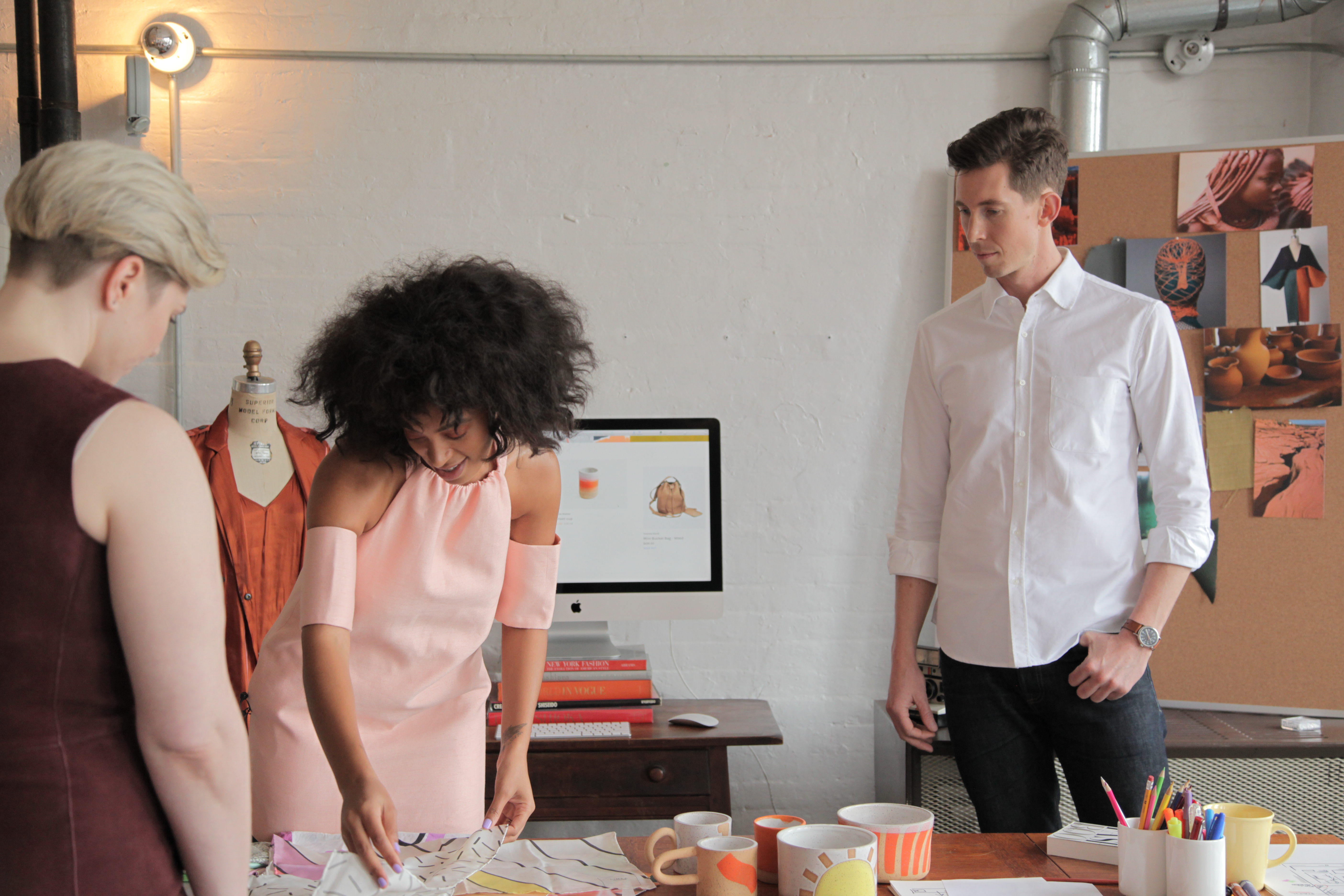 Solange Knowles worked with Bigcommerce working on the new Saint Heron e-commerce store design.